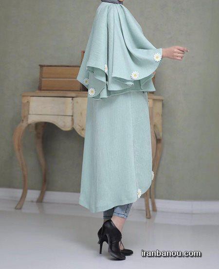 مانتو جلو باز در تهران,مدل مانتو جلو باز ریون