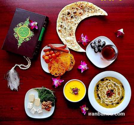 افطاری خوشمزه,افطاری ساده و خوشمزه
