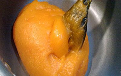تزیین حلوای هویج,طرز تهیه حلوای هویج