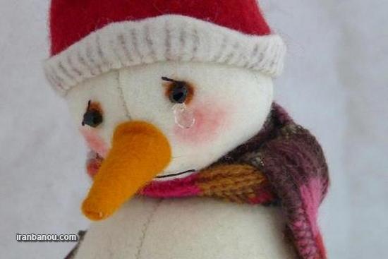 عکس پروفایل زمستانی عاشقانه