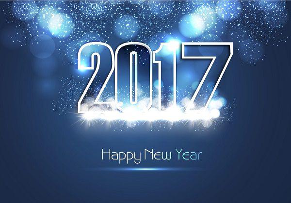 عکس نوشته های تبریک سال نو میلادی