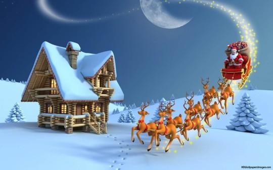 عکس کریسمس برای پروفایل
