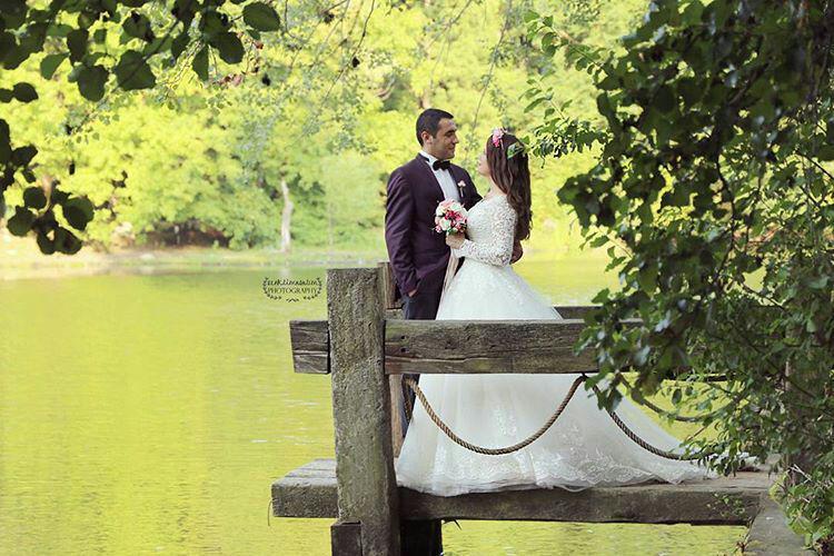 گالری عکس عروس و داماد