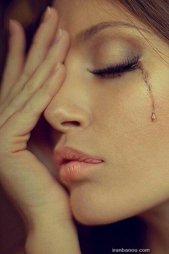 عکس غمگین پروفایل