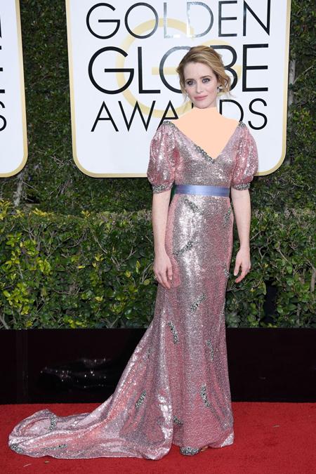 زیباترین و شیک ترین مدل لباس در مراسم گلدن گلوب, مدل لباس ستارگان در مراسم گلدن گلوب