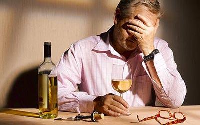 ترک اعتیاد الکل,مشروبات الکلی