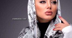 خرید شال و روسری,روسری نخی,روسری مشکی,شال و روسری ماچو,مدل شال و روسری 95,مدل روسری بستن,مدل بستن روسری چهارگوش