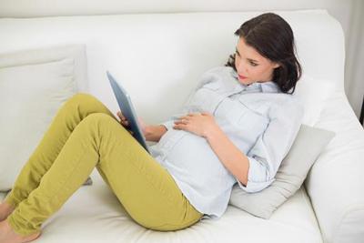 تخمک گذاری,سن بارداری