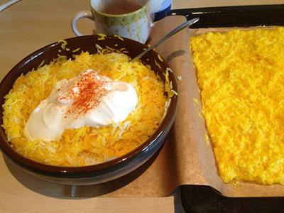 افطاری چی درست کنم
