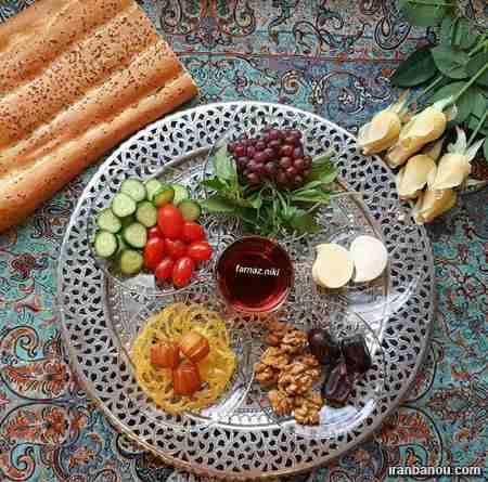 تزیین شله زرد ماه رمضان ,تزیین شله زرد نذری, تزیین شله زرد و حلوا