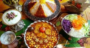 کانال تلگرام تزیین میوه,تزیین سفره غذا