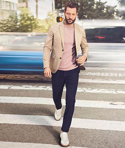 تیپ های مردانه مخصوص تابستان,انتخاب لباس مردانه