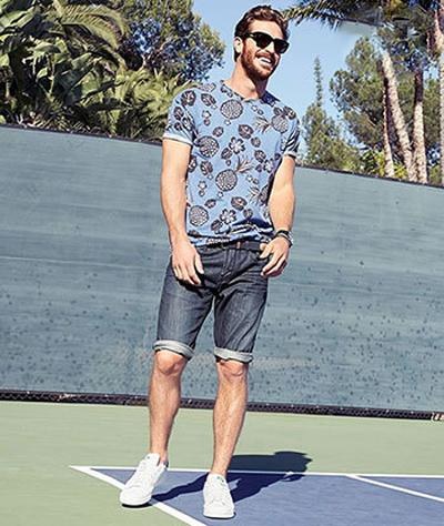 آشنایی با تیپ های مردانه, انتخاب لباس مردانه
