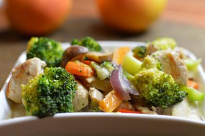 طرز تهیه بشقاب سبزیجات, تهیه بشقاب سبزیجات