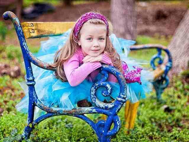 عکس دختر بچه خوشگل ایرانی