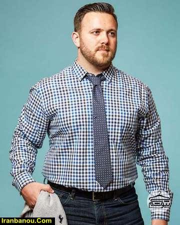 مدل لباس مردانه سایز بزرگ