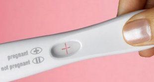 تست بارداری با جوش شیرین