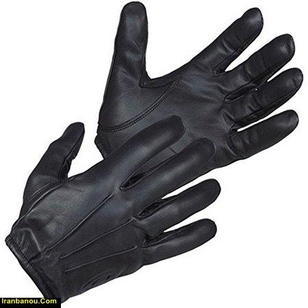 دستکش مردانه بافتنی