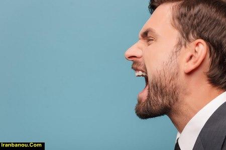 تاثیر خشم بر سلامت روان