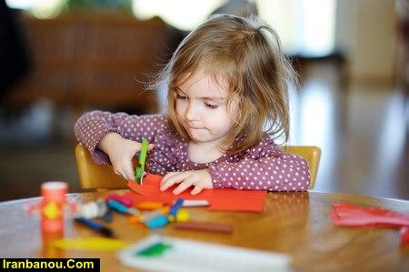 تست هوش تصویری برای کودکان 3 ساله