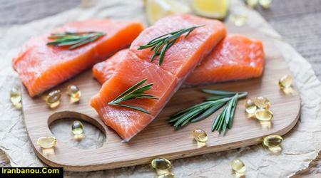 پوست ماهی خوردنی است