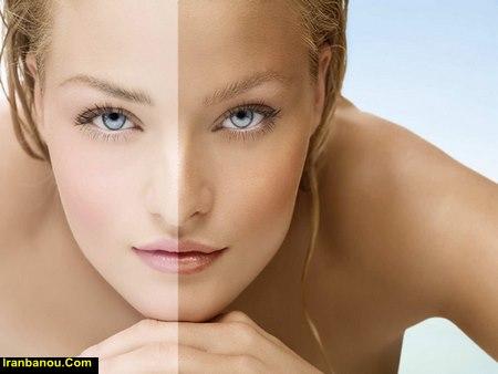 کرم روشن کننده پوست سینره