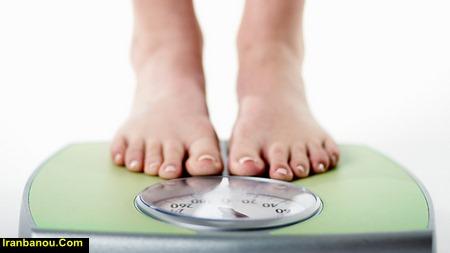 ثابت نگه داشتن وزن بعد از رژیم