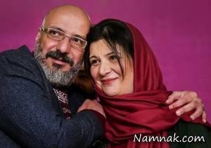 زوج های هنرمند ، زوج های هنرمند ایرانی