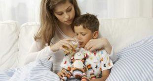 سرفه کودکان زیر دو سال