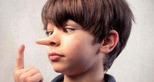 نحوه برخورد با کودک دروغگو