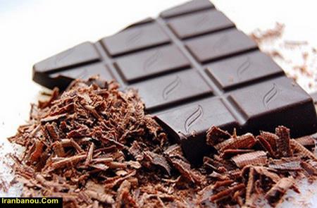 فواید کاکائو تلخ