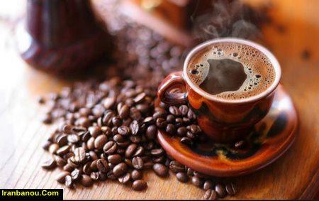 فواید قهوه برای مو