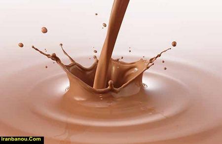 شیر کاکائو چاق کننده است