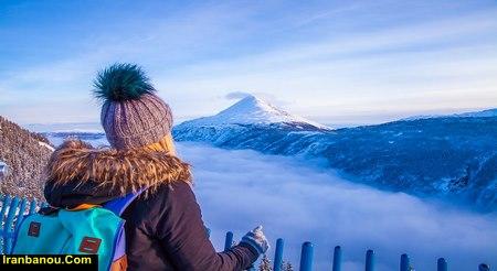 سفر داخلی در زمستان