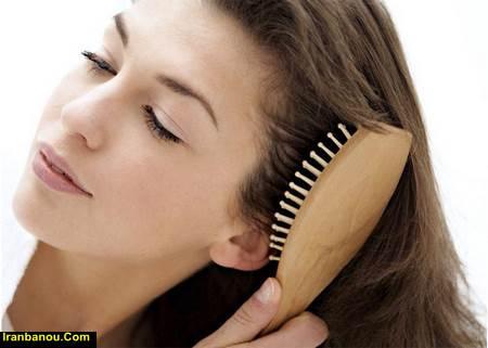 درمان ریزش مو پس از زایمان