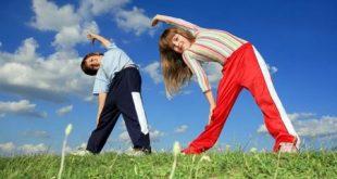 آموزش ورزش برای کودکان