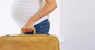 مقررات هواپیمایی سفر در بارداری