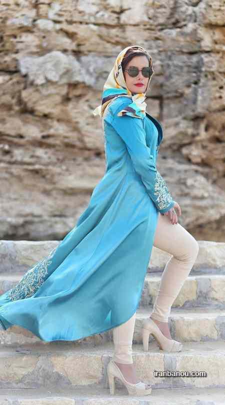 مدل مانتو فانتزی دخترانه جدید