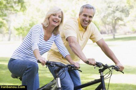 نحوه دوچرخه سواری