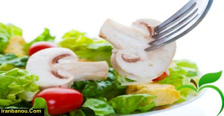 نتیجه گیری از تغذیه سالم