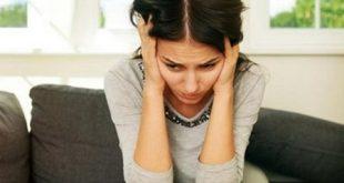 عوارض استرس و اضطراب شدید