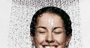 دوش آب سرد بعد از ورزش