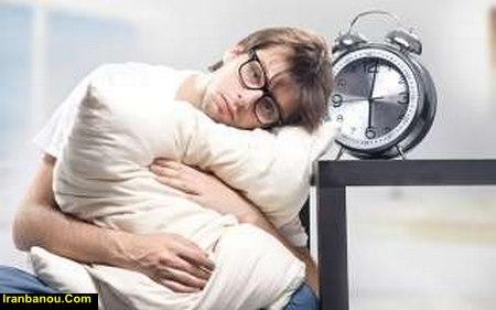 نکاتی برای داشتن خواب خوب شبانه