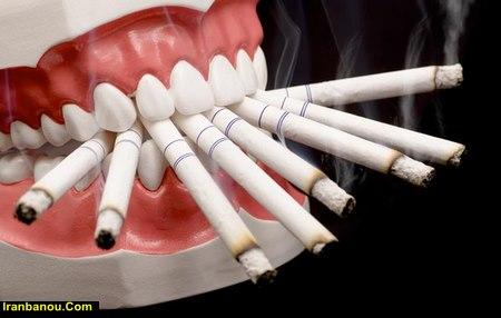 عوارض سیگار در مردان