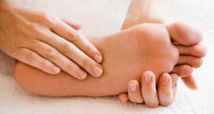 درمان ترک پا در طب سنتی
