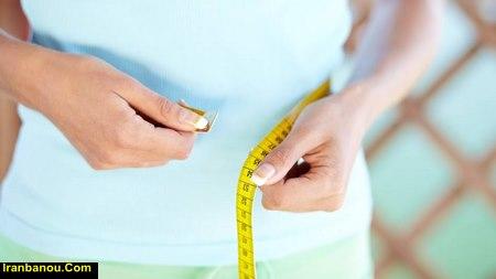 نکات لازم برای لاغر شدن