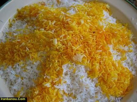 نگهداری برنج در یخچال