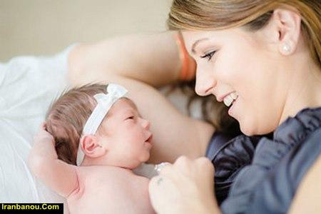 ماه اول تولد نوزاد