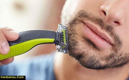 مضرات ریش تراش برقی