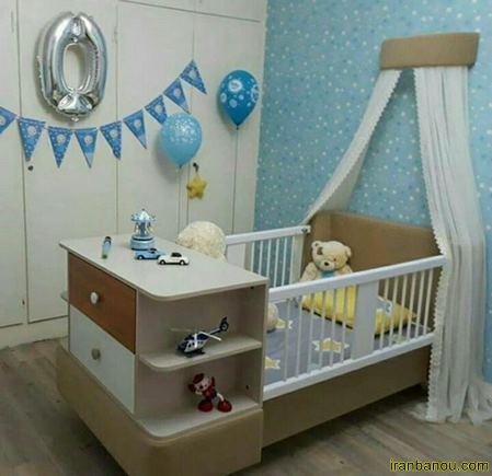 لیست سیسمونی نوزاد دختر